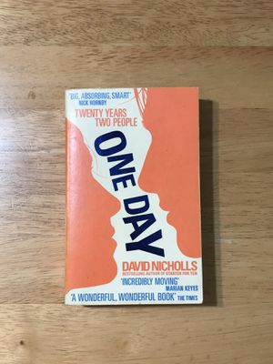One Day by David Nicholls (Paperback Book) for Sale in Union City, CA