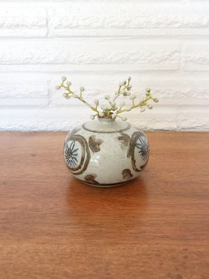 Small hand crafted ceramic bud vase / eclectic boho decor for Sale in Hillsboro, OR