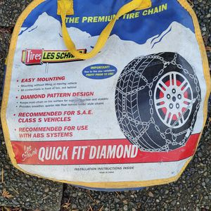 Snow Chains ⛓ for Sale in Milwaukie, OR