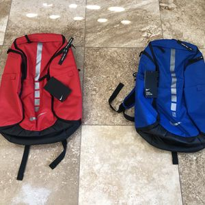 Nike Elite Basketball Backpack Red And Blue for Sale in Ontario, CA