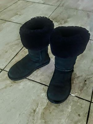 Black Ugg Australia Boots Size 7 for Sale in Mesa, AZ