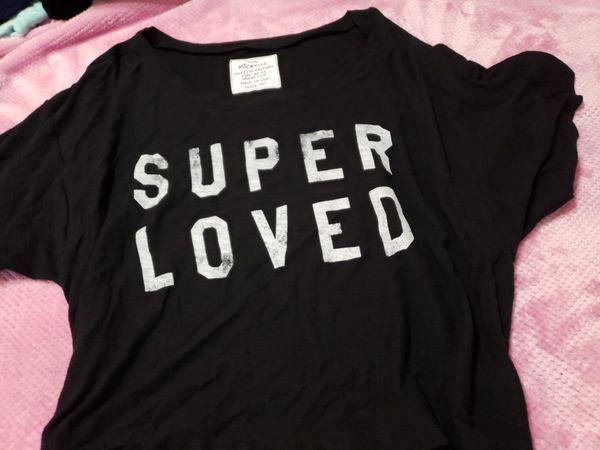 Super loved shirt