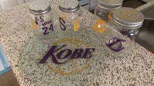 Custom Lakers Fan Set for Sale in Rancho Cucamonga, CA