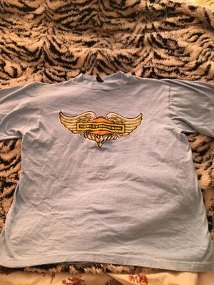 Vintage Harley Davidson T shirt for Sale in Perrysburg, OH