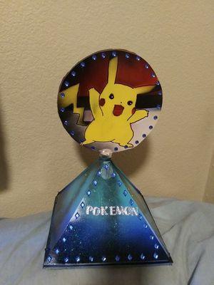 Pokemon stash phyramid box for Sale in Las Vegas, NV