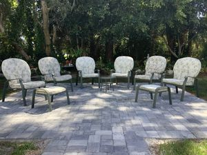 Patio chairs for Sale in Englewood, FL