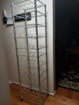IKEA wine rack for Sale in Gaithersburg, MD