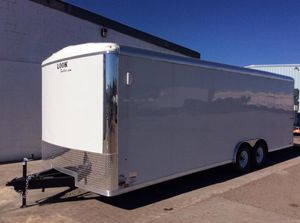 28' Look Element Car Hauler trailer for Sale in Catlettsburg, KY