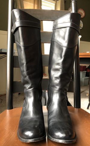 FRYE Molly Button Tall Boots 10 B for Sale in Fitchburg, MA