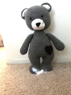 Stuffed bear for Sale in Fresno, CA