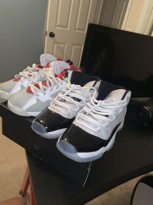 Jordans size 6.5 and 7 for Sale in Davenport, FL