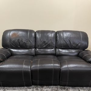 5 piece Power Recliner Sofa Set For Sale for Sale in Roswell, GA