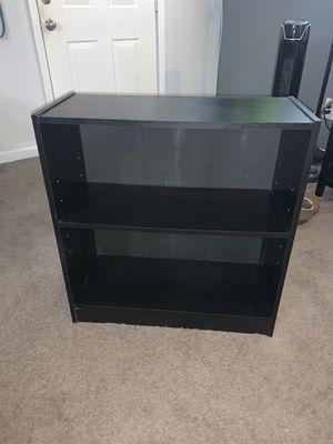 Deep set cube bookshelf for Sale in Raleigh, NC