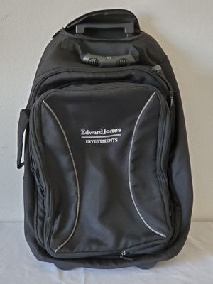 Travel wheeled backpack . Many compartments inside. Pickup only, near to : 6105 S. Fort Apache Rd, 89148. for Sale in Las Vegas, NV