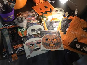 Halloween misc stuff all for $5 for Sale in Las Vegas, NV