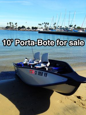 PORTA-BOTE 10' ALPHA SERIES for Sale in Long Beach, CA