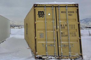Great Deals on Used 40' High Cube Shipping Containers for Sale in Bloomington, IL