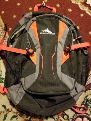 High Sierra Backpack for Sale in San Antonio, TX