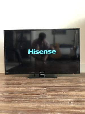 "Hisense 40H5 40"" Inch Full HD Smart TV with Remote for Sale in Dallas, TX"