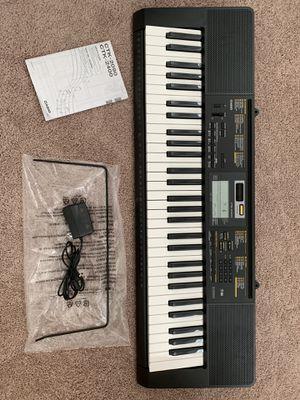 Casio Digital Keyboard CTK-2400 for Sale in Chino Hills, CA