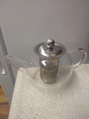 Glass Tea Pot for Sale in Nashville, TN