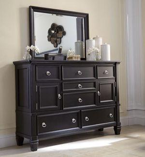 Black Dresser- Ashley's Furniture Signature Collection for Sale in Bartlesville, OK