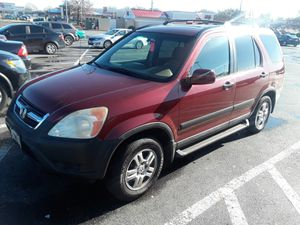 2004 Honda crv for Sale in Capitol Heights, MD