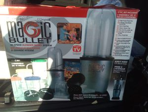 Magic Bullet MBR-1701 Blender for Sale in Los Angeles, CA