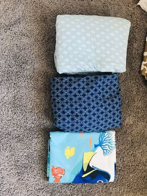 Fitted and flat sheets for Sale in Edison, NJ
