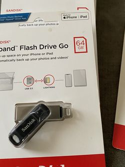 iXpand Flash Drive Go🔥🔥🔥🔥🔥 for Sale in Philadelphia,  PA