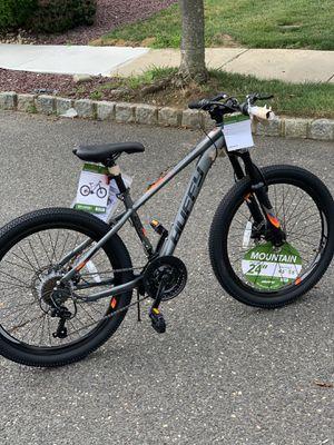 Mountain bike 24inch for Sale in Millstone, NJ