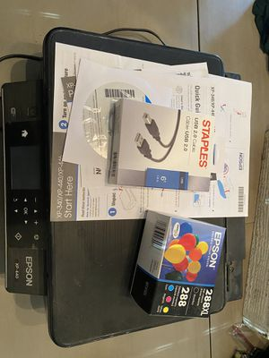 Epson printer scanner for Sale in Queen Creek, AZ