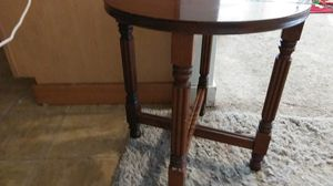 Nice wooden stool going for 15 for Sale in Auburn, WA