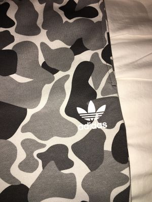 Adidas camo joggers for Sale in Union City, CA