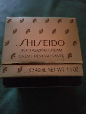 Revitalizing Cream: Shiseido for Sale in Washington, DC