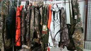 Camo Jackets/Coats for Sale in Saint Peters, MO