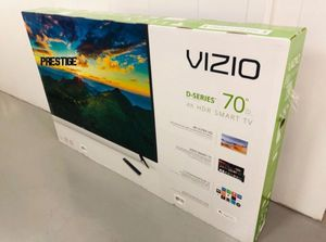 "70"" VIZIO D70-F3 4K UHD HDR LED SMART TV 2160P *FREE DELIVERY* for Sale in Lakewood, WA"