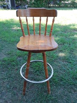 Bar Stool very sturdy 15. for Sale in Princeton,  TX
