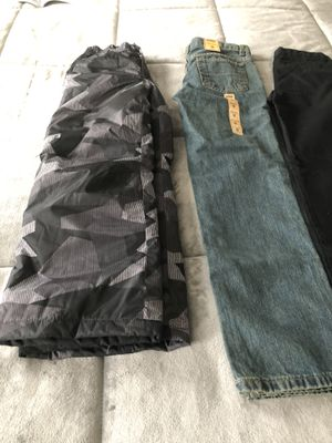 Zero exposure Snow pants(Big boys size 8) and Jeans size 12 Boys for Sale in Clarksburg, MD