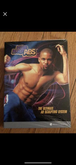 Workout tape- DVD for Sale in Mount Airy, MD