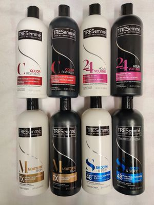 Tresemme shampoo & conditioner each for $3 for Sale in Gardena, CA