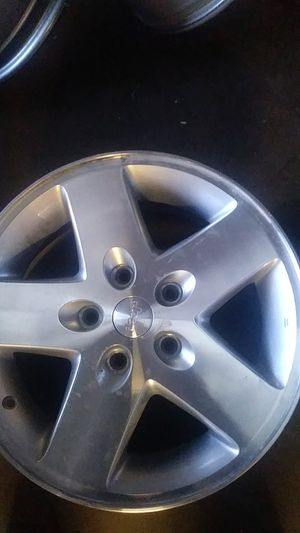 5 lug jeep wheels for rubicon for Sale in Payson, AZ