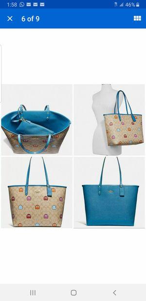 Coach pacman handbag for Sale in Arlington, TX