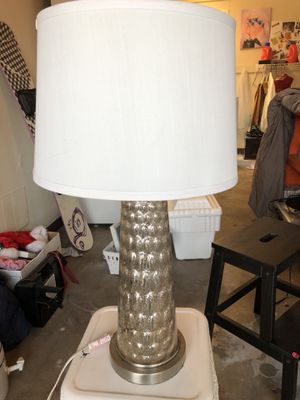 Lamp/ lighting with lamp shade for Sale in San Diego, CA
