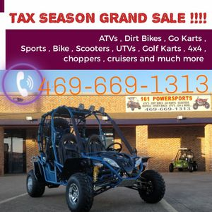 Brand New 4 Seater go-kart On Sale for Sale in Grand Prairie, TX