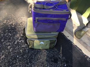 2 coolers for Sale in Plainfield, IL