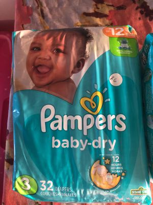 PAMPERS $6 EACH for Sale in Wauchula, FL
