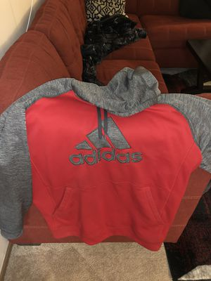 Adidas hoodie 2x for Sale in Columbus, OH