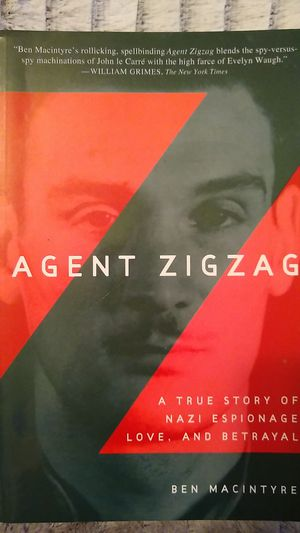 Agent Zigzag for Sale in Seattle, WA
