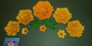 Flores para el dia de muerto for Sale in Tacoma, WA